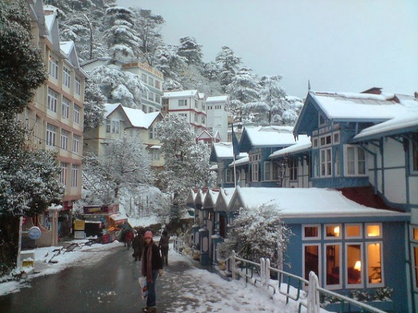 A Heritage Hotel in Shimla