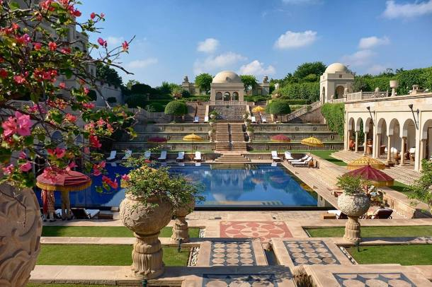destination of The Oberoi Amarvilas Agra taj mahal india