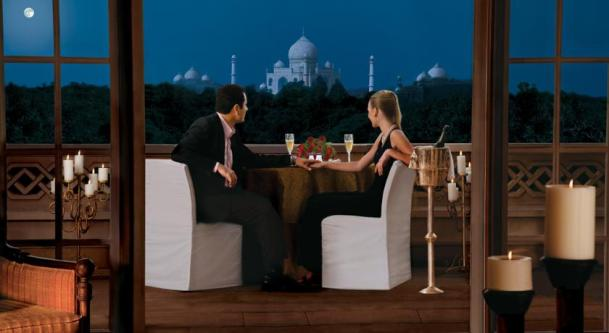 destination of The Oberoi Amarvilas Agra taj mahal