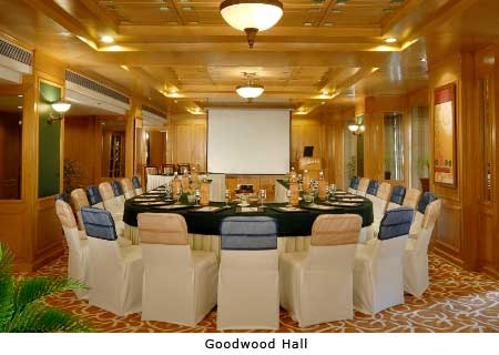 Radisson Shimla hall