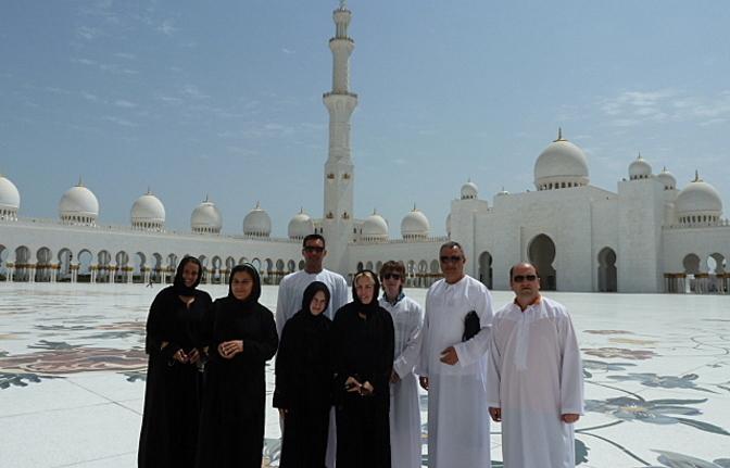 Abu Dhabi Tours 2