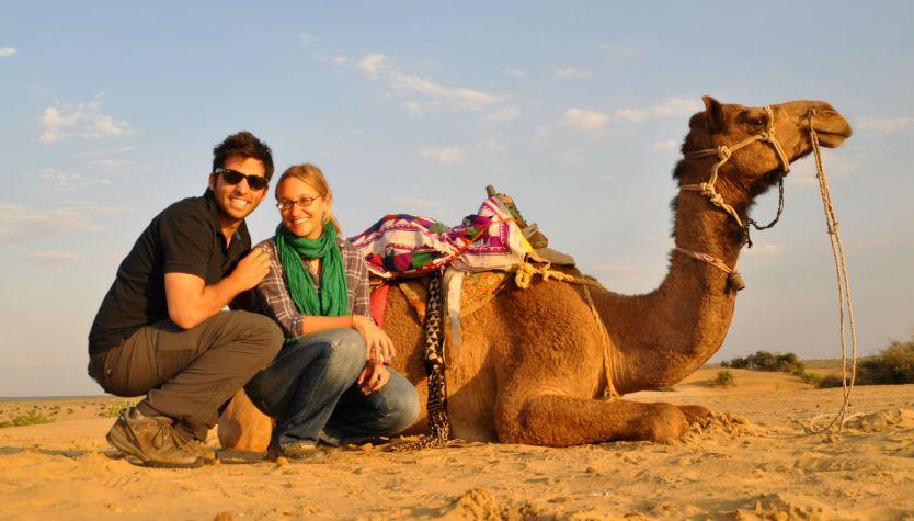 Camel Safari jaipur rajasthan