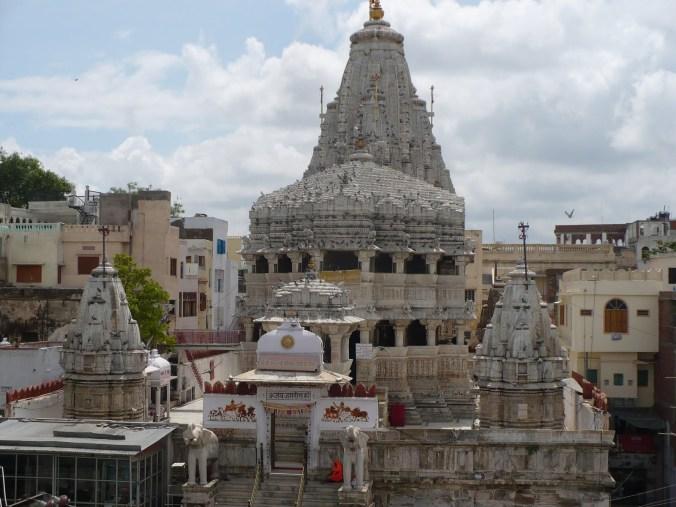 Jagdish-Temple Udaipur Rajasthan