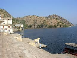 Jaisamand Lake