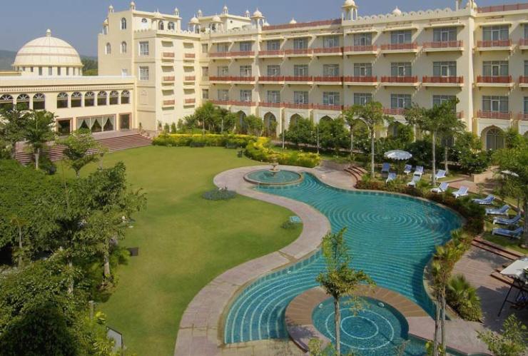le-meridien- jaipur Rajasthan