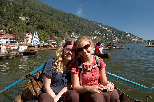 Naini Retreat  Nainital lake