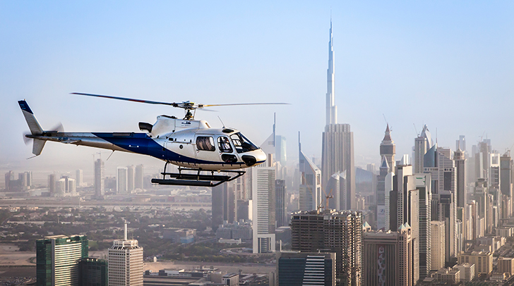 Dubai - By Air