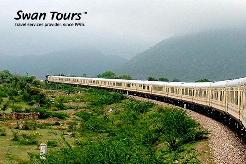 Jaisalmer By Rail