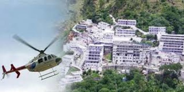Mata Vaishno Devi by helicopter booking