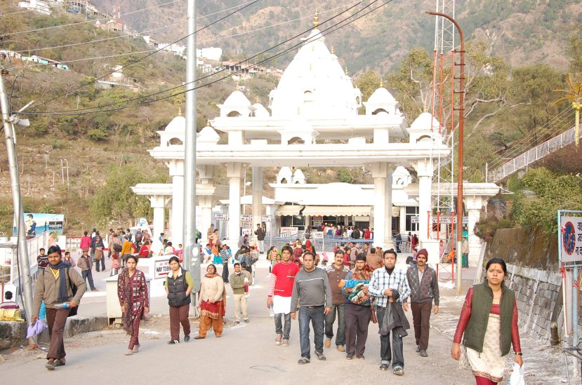 Mata Vaishno Devi by Helicopter