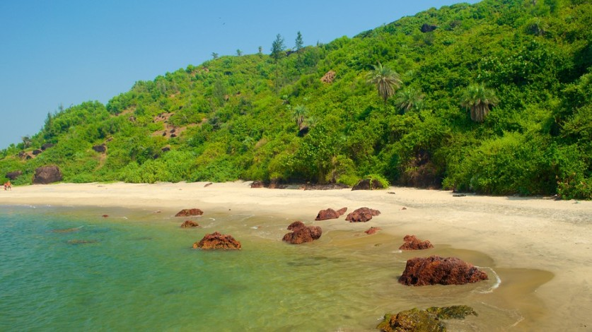 Querim Beach in Goa