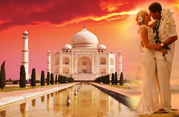 Ta Mahal Honeymoon