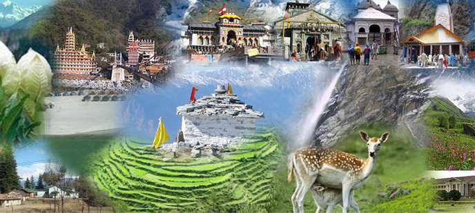 Uttarakhand – Land of the God's