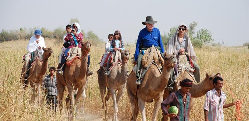 camelsafari near jodhpur
