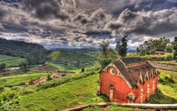 Coonoor Hill Place