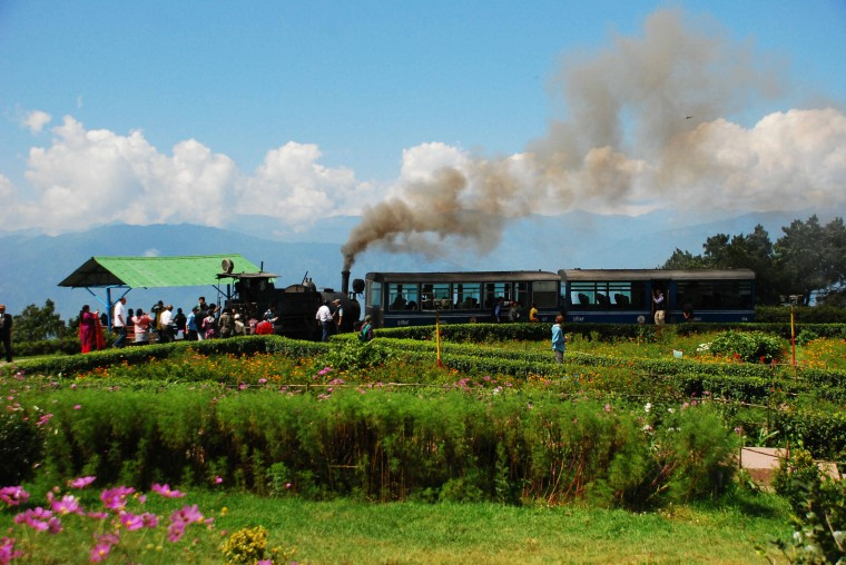 Hill Stations in Darjeeling
