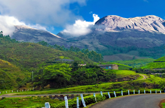 Hill Stations in ponmudi