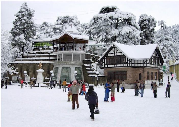 Hill Stations in Shimla