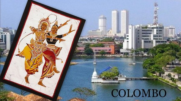 Shopping in Colombo tour
