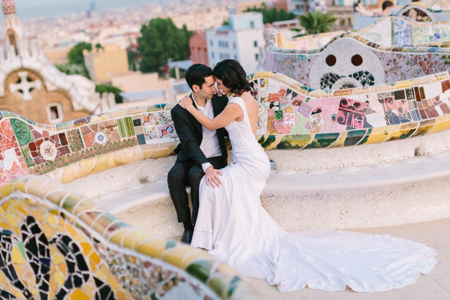 Barcelona Wedding Shoot