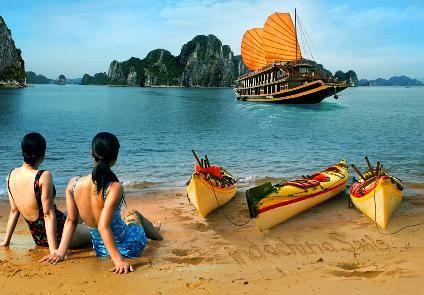 Vietnam, Nha Trang and Halong Bay