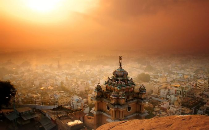 Religious destinations in India