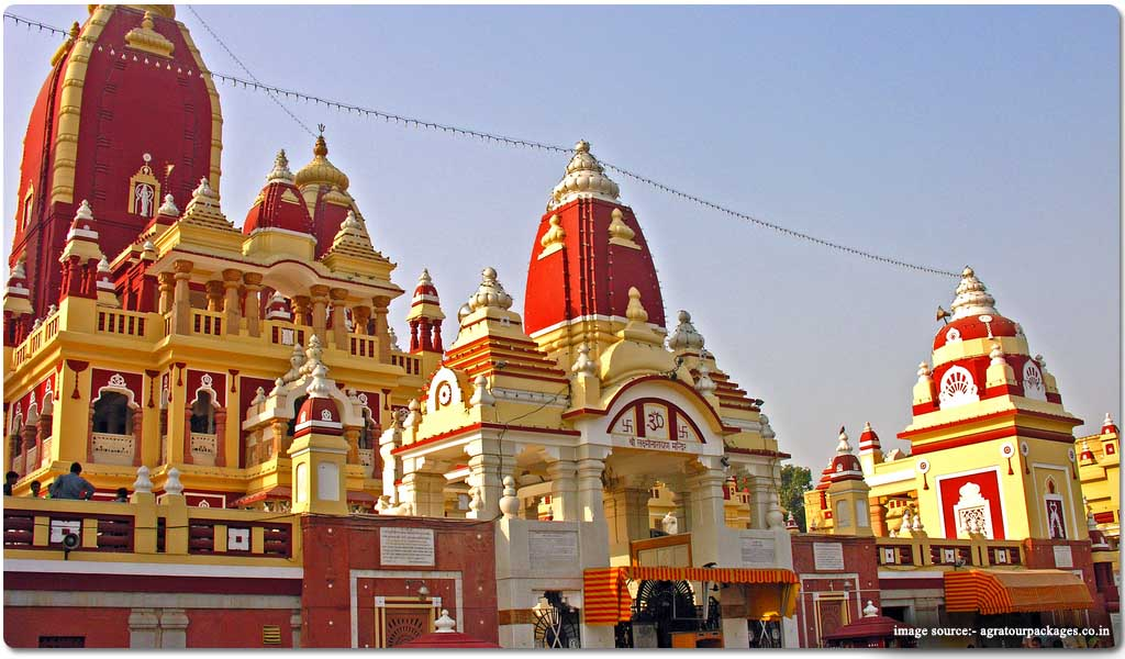 Pilgrimage Places Mathura-Vrindavan