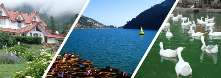 Nainital holiday vacation