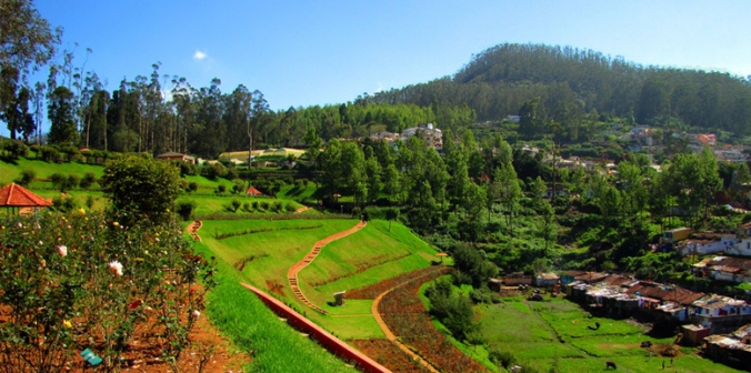 Ooty holiday vacation