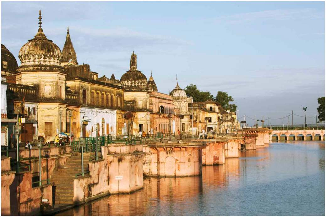 Pilgrimage Places Ayodhya