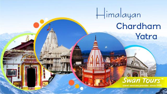 Pilgrimage Places Char Dham