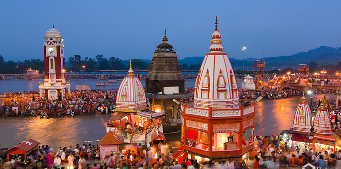 Pilgrimage Places Haridwar