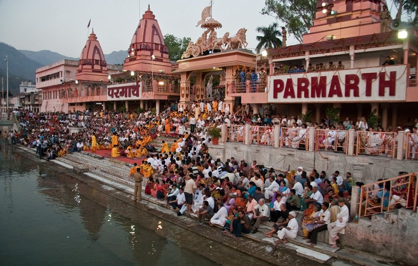 Pilgrimage Places Rishikesh