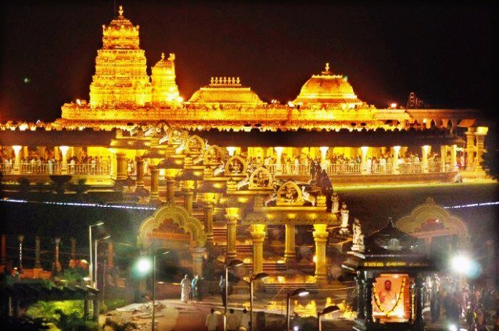 Pilgrimage Places Tirupati