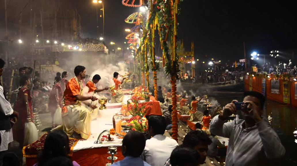 Pilgrimage Places Varanasi