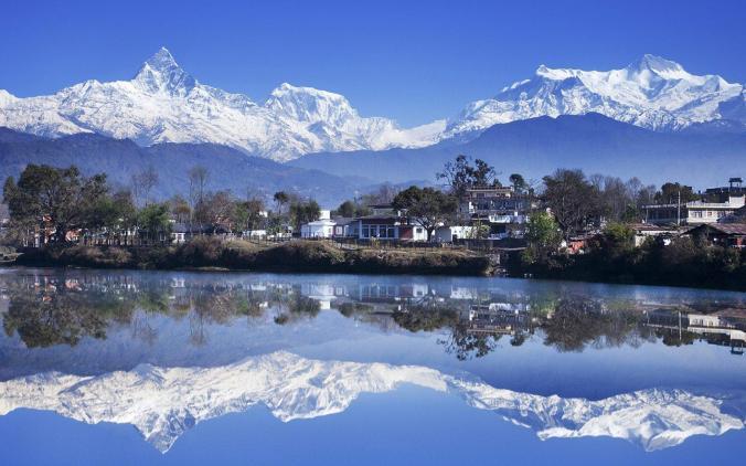 Pokhara Nepan