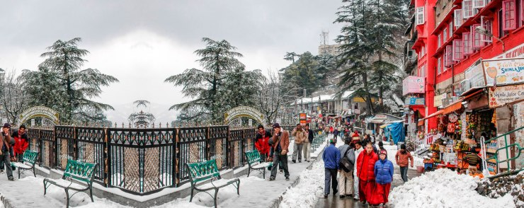 Shimla holiday vacation