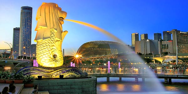 Singapore-honeymoon-package.