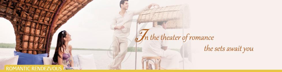 Taj Hotels in Kerala Romantic
