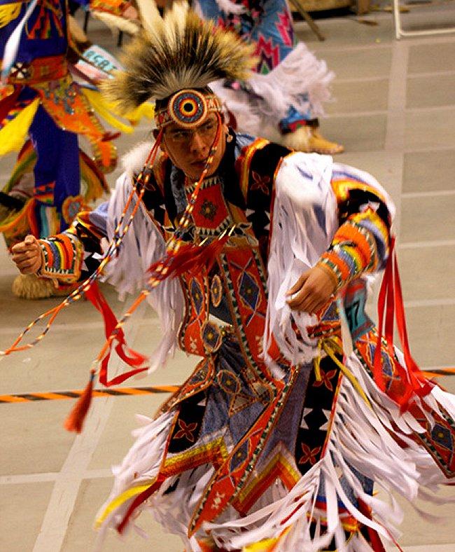 The Kiowa Gourd Dance