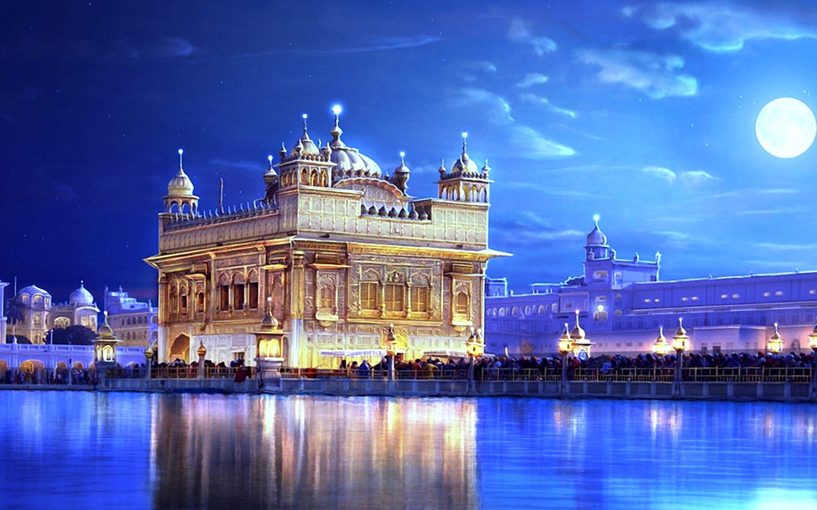 Golden triangle with golden temple india number 1 travel - Golden temple images hd download ...