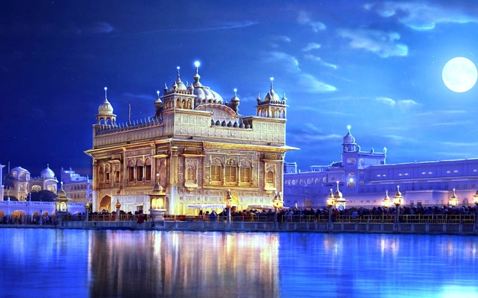 Beautiful Darbar Sahib Amritsar