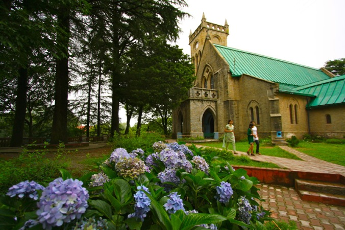 Kasauli Christ Church