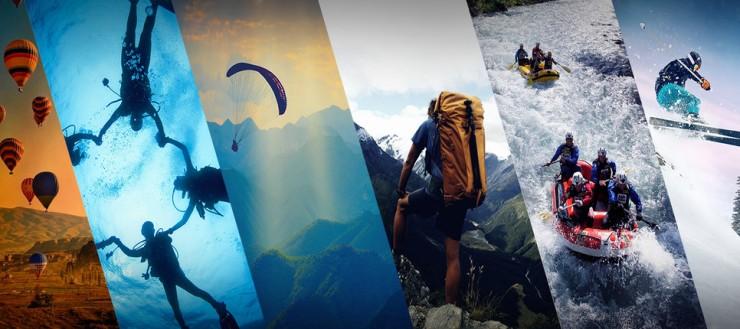 Kashmir Adventure Tourism