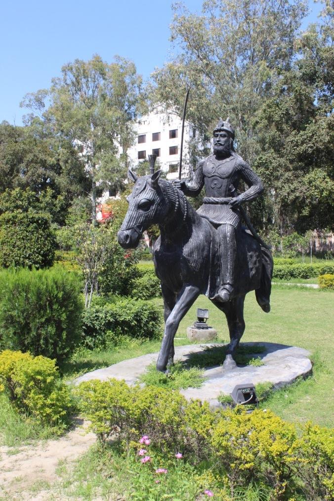 Ram Bagh Garden and Maharaja Ranjit's Museum
