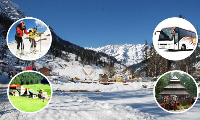 Manali holiday