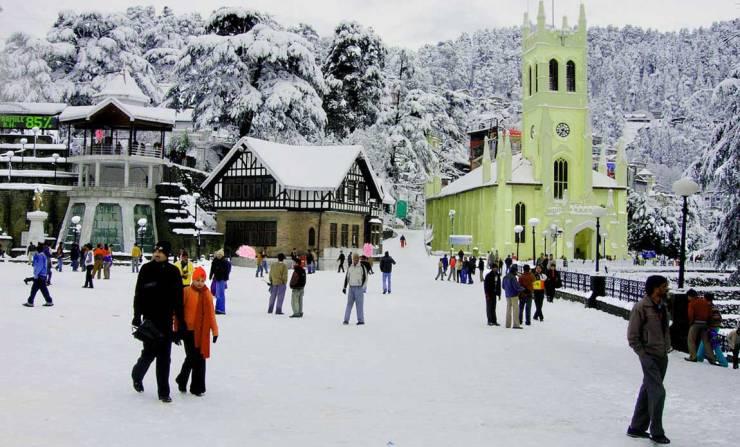 Shimla Manal