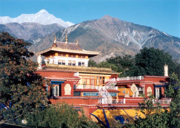 Norbulingka Institute Dharamsala
