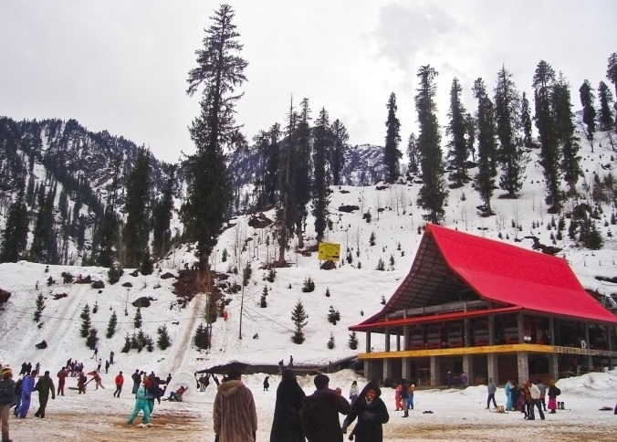 Rohtang Pass Sightseeing