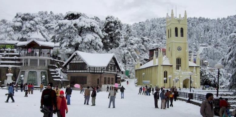 visit to a hill station shimla essay